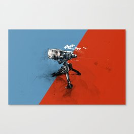 TF2 Turret Canvas Print