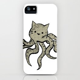 minima - octopuss iPhone Case