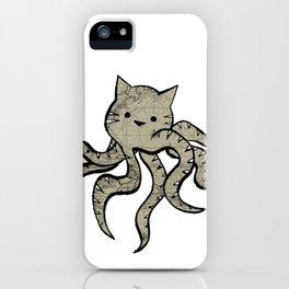 minima - octopuss iPhone Case