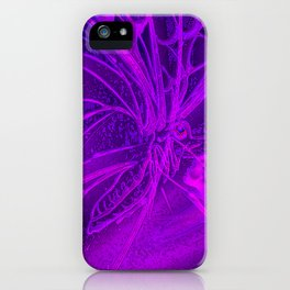 Butterfly 3 iPhone Case