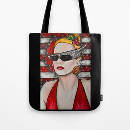 Joanna Stayton - Overboard  Tote Bag
