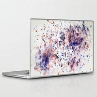 jasmine Laptop & iPad Skins featuring Jasmine Garden by Negin Khatoun