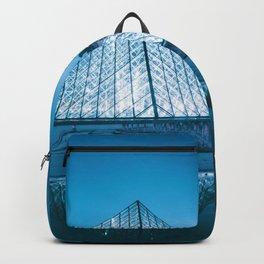 Louvre Museum Paris, France (Color) Backpack