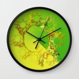 organic creations Wall Clock