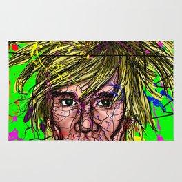 Pop Art Genius Rug