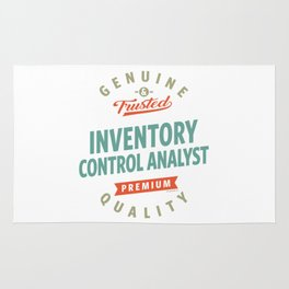 Inventory Control Analyst Rug