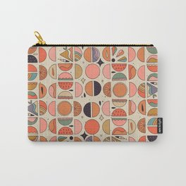 Retro Fruits Carry-All Pouch