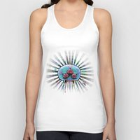 metroid Tank Tops featuring Metroid  by Jauma