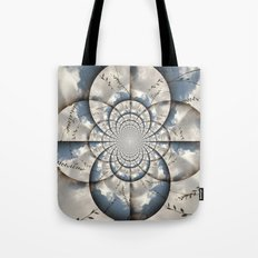 Hypnotic Sky Tote Bag