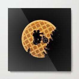 Stranger cookie Metal Print