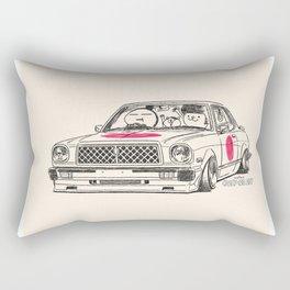 Crazy Car Art 0181 Rectangular Pillow