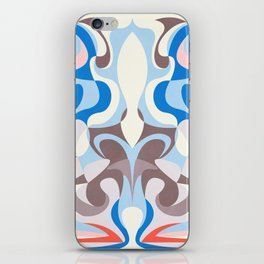 Supreme iPhone Skin