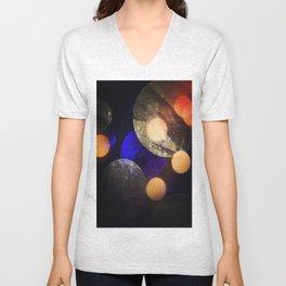 Planetary Unisex V-Neck