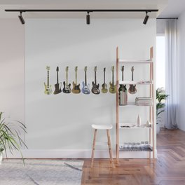 Bass Collection Wall Mural