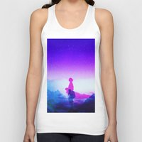 tolkien Tank Tops featuring Wonder Never Cease by Stoian Hitrov - Sto