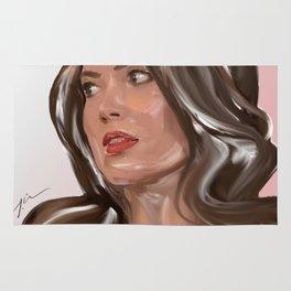 Oh Mandy! #kirovair #art #portrait #design #buyart #drawing Rug