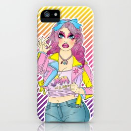Truly Outrageous iPhone Case