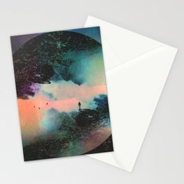Final Frontier Stationery Cards