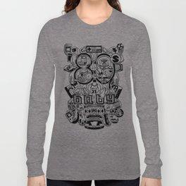 80's  Long Sleeve T-shirt