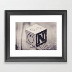 Toy Cube Monochrom