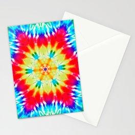 Psychedelic Mandala (Tie Dye) Stationery Cards