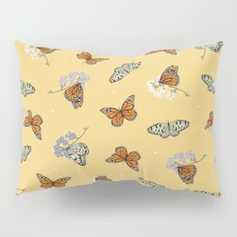 Butterfly Array Pillow Sham