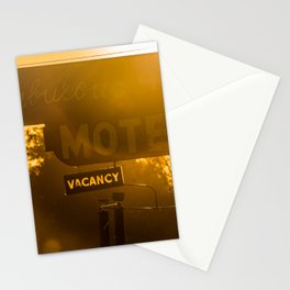 Fabulous Motel Stationery Cards