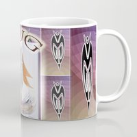 bug Mugs featuring BUG by CrismanArt
