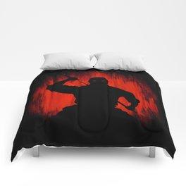 Ninja / Samurai Warrior Comforters