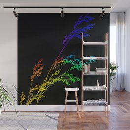 Nature,Minimal,rainbow Wall Mural
