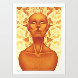 68 Art Print