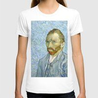 van gogh T-shirts featuring Vincent van Gogh by Premium