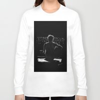 cyrilliart Long Sleeve T-shirts featuring TMH Niall by Cyrilliart