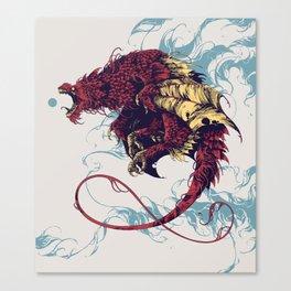 Wyvern Canvas Print