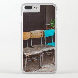 Williamsburg Clear iPhone Case