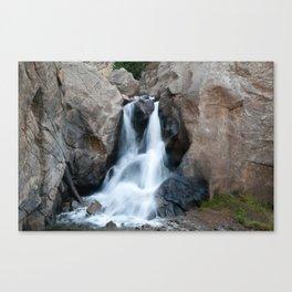 Boulder Falls #552 Canvas Print