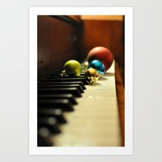 I Heard the Bells on Christmas Day Art Print