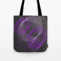 vector Tote Bags featuring TUBES - vector by Heaven7