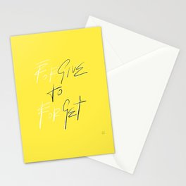 GIVE TO GET Stationery Cards