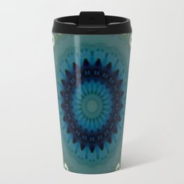 Basal Color Mandala 6 Travel Mug