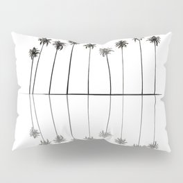 Palm Reflections II Pillow Sham