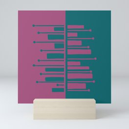 Pianisti Greenpu Mini Art Print
