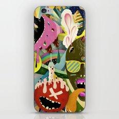 The Circus #01 iPhone & iPod Skin