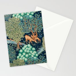 "William Morris ""The Brook"" Stationery Cards"