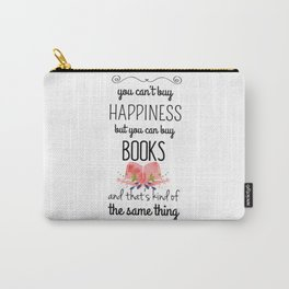 you can buy books Carry-All Pouch