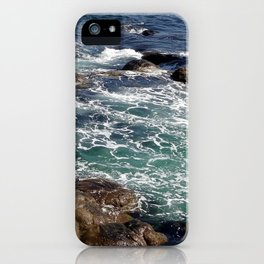 California Coast 01 iPhone Case