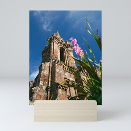 Gothic chapel Mini Art Print