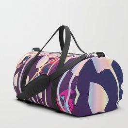 Magic Mushrooms Jazz Background Duffle Bag