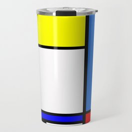 Mondrian New Travel Mug