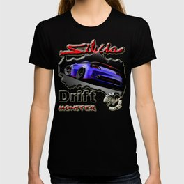 Drift Sport Car T-shirt